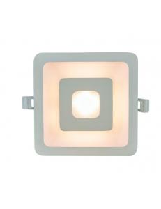 Встраиваемый cветильник Arte Lamp CANOPO A7245PL-2WH