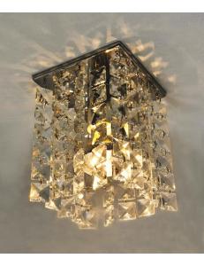 Встраиваемый cветильник Arte Lamp BRILLIANTS A7326PL-1CC