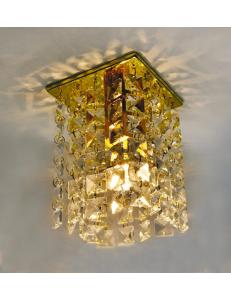 Встраиваемый cветильник Arte Lamp BRILLIANTS A7326PL-1GO