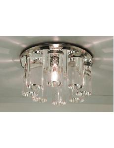 Встраиваемый cветильник Arte Lamp BRILLIANTS A8086PL-1CC