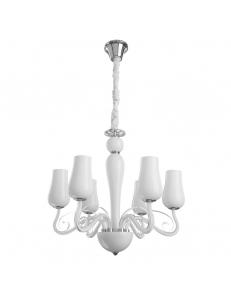 Люстра Arte Lamp BIANCANEVE A8110LM-6WH
