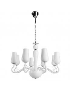 Люстра Arte Lamp BIANCANEVE A8110LM-8WH