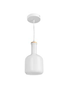 Светильник Arte Lamp ACCENTO A8115SP-1WH