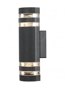 Уличный светильник Arte Lamp METRO A8162AL-2BK