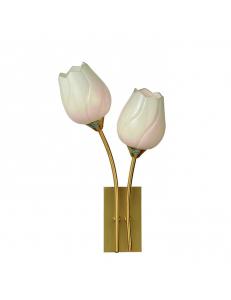 Бра Arte Lamp TULIP A8292AP-2PB