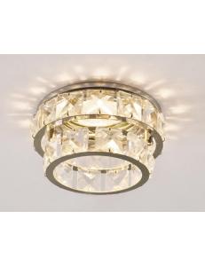 Встраиваемый cветильник Arte Lamp BRILLIANTS A8372PL-1CC