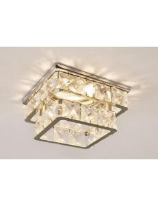 Встраиваемый cветильник Arte Lamp BRILLIANTS A8374PL-1CC