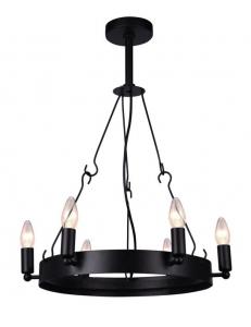 Люстра Arte Lamp BASTAGLIA A8811SP-6BK