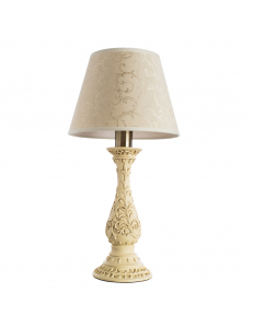 Настольная лампа Arte Lamp IVORY A9070LT-1AB