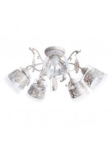 Люстра Arte Lamp CALICE A9081PL-5WG