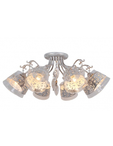 Люстра Arte Lamp CALICE A9081PL-8WG