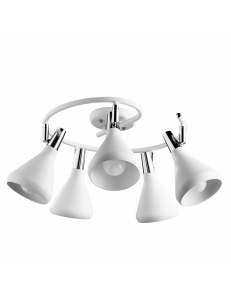 Спот Arte Lamp CICLONE A9155PL-5WH
