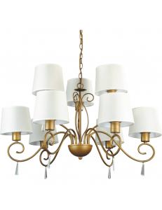 Люстра Arte Lamp CAROLINA A9239LM-6-3BR