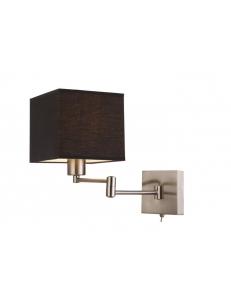 Бра Arte Lamp CUBES A9247AP-1SS