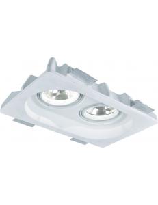 Встраиваемый cветильник Arte Lamp INVISIBLE A9270PL-2WH