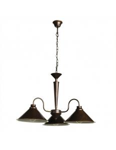 Люстра Arte Lamp BEVEL A9330LM-3BR