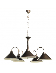Люстра Arte Lamp BEVEL A9330LM-5BR