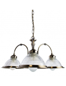 Люстра Arte Lamp AMERICAN DINER A9366LM-3AB