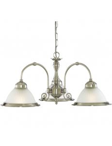 Люстра Arte Lamp AMERICAN DINER A9366LM-3SS