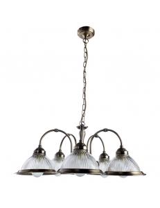 Люстра Arte Lamp AMERICAN DINER A9366LM-5AB