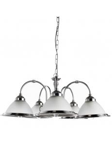Люстра Arte Lamp AMERICAN DINER A9366LM-5SS