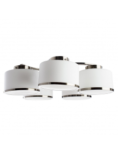 Люстра Arte Lamp MANHATTAN A9495PL-5AB