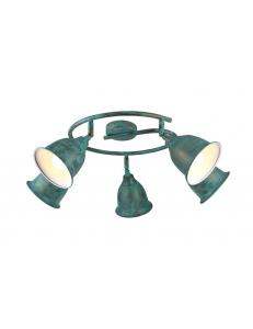 Спот Arte Lamp CAMPANA A9557PL-5BG