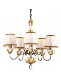 Люстра Arte Lamp BENESSERE A9570LM-5WG