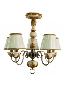 Люстра Arte Lamp BENESSERE A9570PL-5WG