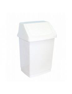 Корзина пластиковая с плавающей крышкой 15 л