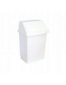 Корзина пластиковая с плавающей крышкой 9 л