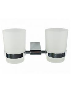 Стакан + стакан с креплением к стене, код: 77160