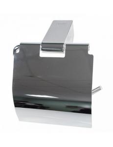 Держатель туалетной бумаги с экраном, код: 77003