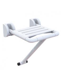 Сиденье для инвалидов с опорой в пол , откидное, код: 944