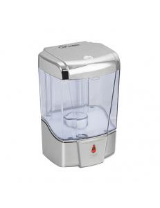 Дозатор жидкого мыла сенсорный, хромированный 600 мл, код: 647