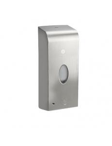 Дозатор сенсорный для жидкого мыла 1000 мл, из нержавеющей стали ALSI 304, код: 678