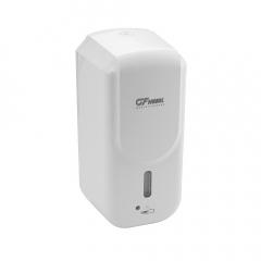 Дозатор сенсорный для дезсредств белый 1000 мл, код: 634