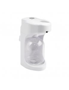 Дозатор сенсорный настольный для жидкого мыла 500 мл , Д90 х Г130 х В190 мм, код: 711