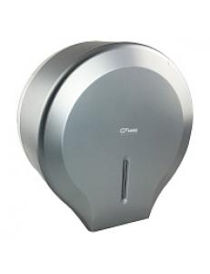 Диспенсер для туалетной бумаги матовый хром, пластик, код: 922