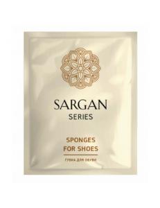 Губка для обуви во флоупаке серия «SARGAN»