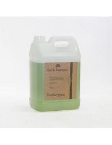 Shadow Grass - Шампунь для волос/Гель для душа 5 л, CHRISTOPHE