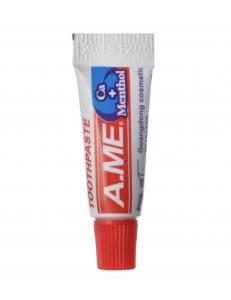 зубная паста в тюбике 3г