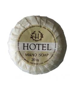 """Мыло туалетное 20гр  гофре-плиссе серия """"HOTEL"""""""