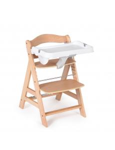 Столик Alpha Tray для стульчика Hauck Alpha+  white