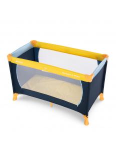 Манеж Hauck Dream'n Play yellow/blue/navy