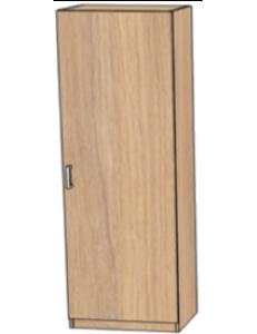 Шкаф пенал 550х420х2000мм (ШхГхВ)