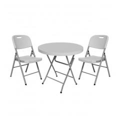 Купить оптом пластиковую мебель в Краснодаре. Критерии выбора складных стульев и столов