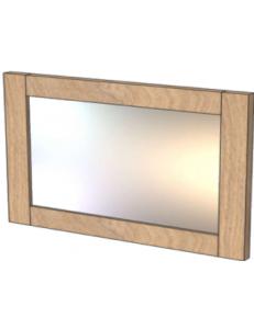 Зеркало в раме 800х32х600мм (ШхГхВ)