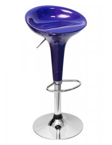 Стул барный Бомба фиолетовый
