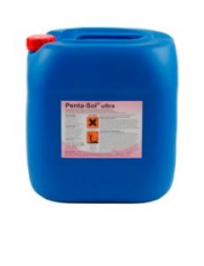 Penta-sol Ultra-Концентрат - эмульгатор! 25кг Специальное моющее средство для удаления жировых загрязнений с сильнозагрязнённого текстиля. Для всех режимов стирки.